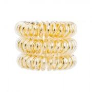Invisibobble The Traceless Hair Ring Haargummi 3 St. Farbton You´re Golden für Frauen