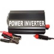 Inverter / Áramátalakító 12V 400W+USB
