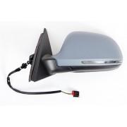 Retroviseur complet AUDI A4 2008-2012 - Electrique - Clignotant - Coiffe a p...