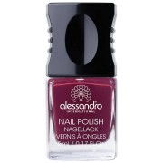 Alessandro Midnight Red Nagellack 5 ml
