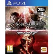 PS4 Double Pack Soulcalibur VI & Tekken 7