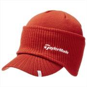 【TaylorMade Golf/テーラーメイドゴルフ】ウインターニットキャップ / 【送料無料】