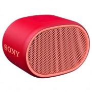 Sony Srs-Xb01r.Ce7 Diffusore Speaker Portatile Extra Bass Bluetooth Colore Rosso
