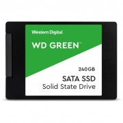 "Western Digital Green 240GB 2.5"" SATA3 SSD"