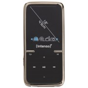 Intenso Mp3 8gb Video Scooter Negro