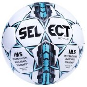 Select Voetbal Royale Wit/Blauw