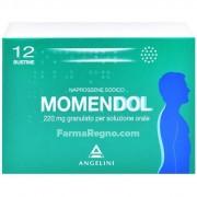 Angelini spa Momendol*os Grat 12bust 220mg