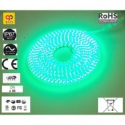 ROPE LIGHT 3 METER COLOR GREEN