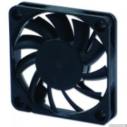 FAN, EVERCOOL 60mm, EC6010H24EA, EL Bearing, 24V, 4400rpm