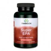 Swanson Super EPA Omega 3 halolaj - 100db lágyzselatin kapszula