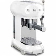 SMEG Ecf01wheu Macchina Da Caffè Espresso Capacità 1 Litro 15 Bar 1350 W Colore
