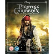 Disney Pirates of the Caribbean: On Stranger Tides (Single Disc)