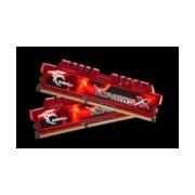 G.SKILL RipjawsX F3-12800CL9D-8GBXL RAM Module - 8 GB (2 x 4 GB) - DDR3-1600/PC3-12800 DDR3 SDRAM - CL9 - 1.50 V