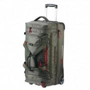 Caribee scarecrow dx 70 forest olive - bolsa de viaje con ruedas