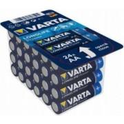 Baterii Alcaline Varta Long Life Power AA R6 24 Baterii / Set