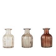 KJ Collection Flaska Brun 9,5 cm