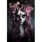 Day of the Dead Dia de muertos Poster st.
