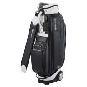 【TaylorMade Golf/テーラーメイドゴルフ】TM ウィメンズ キャスターキャディバッグ / 【送料無料】