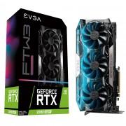 VGA EVGA RTX 2080 Super FTW3 Ultra, nVidia GeForce RTX 2080 SUPER, 8GB, do 1845MHz, 24mj (08G-P4-3287-KR)