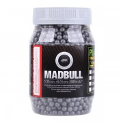 Bile Airsoft MadBull Ultimate Grey Stainless 0.46g 2000buc