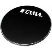 "Tama 20"""" Resonant Bass Drum Black"