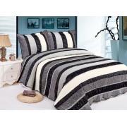 Cuvertură de pat Valentini Bianco D800 Black