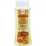 Bione Cosmetics Honey + Q10 desmaquillante bifásico para rostro y ojos 255 ml