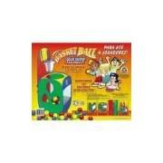 Jogo De Basquete Basket Ball Cesta 60 Bolinhas Brinquedo Infantil Toca Brk8 6204