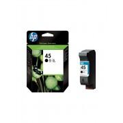 Cartus inkjet HP 51645AE, black, 42 ml, Color 120, Color 145, Color 150 ,Color 155, Color 160, Color 170, Color 260, Color 270,