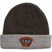 FOX Gorro Fox Sno Cat Roll Heather Graphite