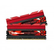 G.Skill Trident X Series 8 Go (2x 4Go) DDR3 2400 MHz CL10 Kit Dual Channel DDR3 PC3-19200 - F3-2400C10D-8GTX