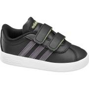 adidas VL Court 2.0 Sneaker 22M,21M,25M,27M,23M,26M,24M Svart unisex