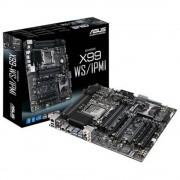 Matična ploča Asus X99 WS/IPMI (ASMB8) Baza Intel® 2011v3 Faktor oblika ATX Set čipova matične ploče Intel® X99