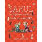 Sahul pe intelesul copiilor. Carte cu exercitii - Sabrina Chevannes