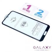 Folija za zastitu ekrana GLASS 5D za Huawei Honor 10 crna