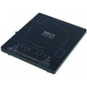 Roxx 5518 Induction Cooktop(Black, Push Button)