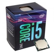 Procesor Intel Core i5-8400 Coffee Lake, 2.8GHz, socket 1151 v2, Box, BX80684I58400