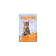 Advantage for Kittens & Small Cats 1-10lbs - 6 + 1 Dose Free