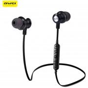 Awei A980BL Auricular Bluetooth 4.0 Wireless Sports Earphones.