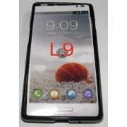 Силиконов гръб ТПУ за LG Optimus L9 P760 Черен