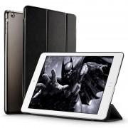 Apple ESR Yippee kleur serie drie-vouwen magnetische lederen Case voor de iPad Air met slaap / Wake-up Function(Black)