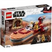 Конструктор Лего Стар Уорс - Luke Skywalkers Landspeeder - LEGO Star Wars, 75271