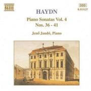 J. Haydn - Piano Sonatas No.36,41 (0730099412728) (1 CD)