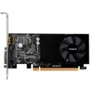 Видео карта GIGABYTE GeForce GT 1030 2GB GDDR5 64 bit, Low Profile, DVI-D, HDMI, GA-VC-N1030D5-2GL