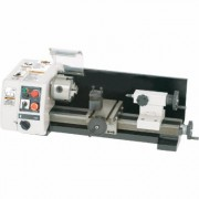 SHOP FOX Mini Metal Lathe - 6 Inch x 10 Inch, Model M1015