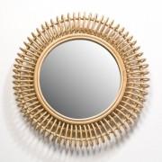 AM.PM. Зеркало круглое из ротанга Tarsile Ø60 см