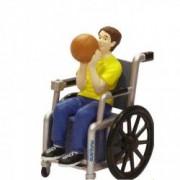 Set figurine persoane cu handicap Miniland 6 piese
