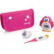 Set termometre Thermokit Pink Miniland Baby