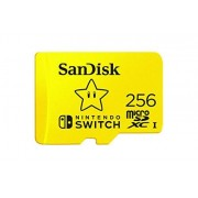 SanDisk 256GB MicroSDXC UHS-I Card for Nintendo Switch SDSQXAO-256G-GNCZN