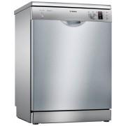 Bosch SMS25AI00G Full Size Dishwasher - Silver & Installation